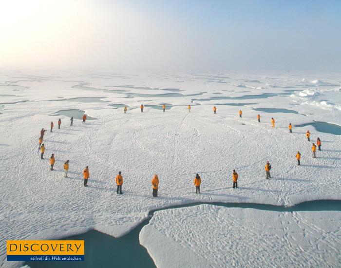 Arktis Discovery Fernreisen Berlin
